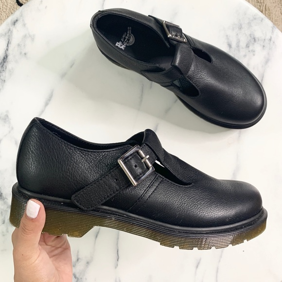 Dr Martens Polley Virginia Mary Jane